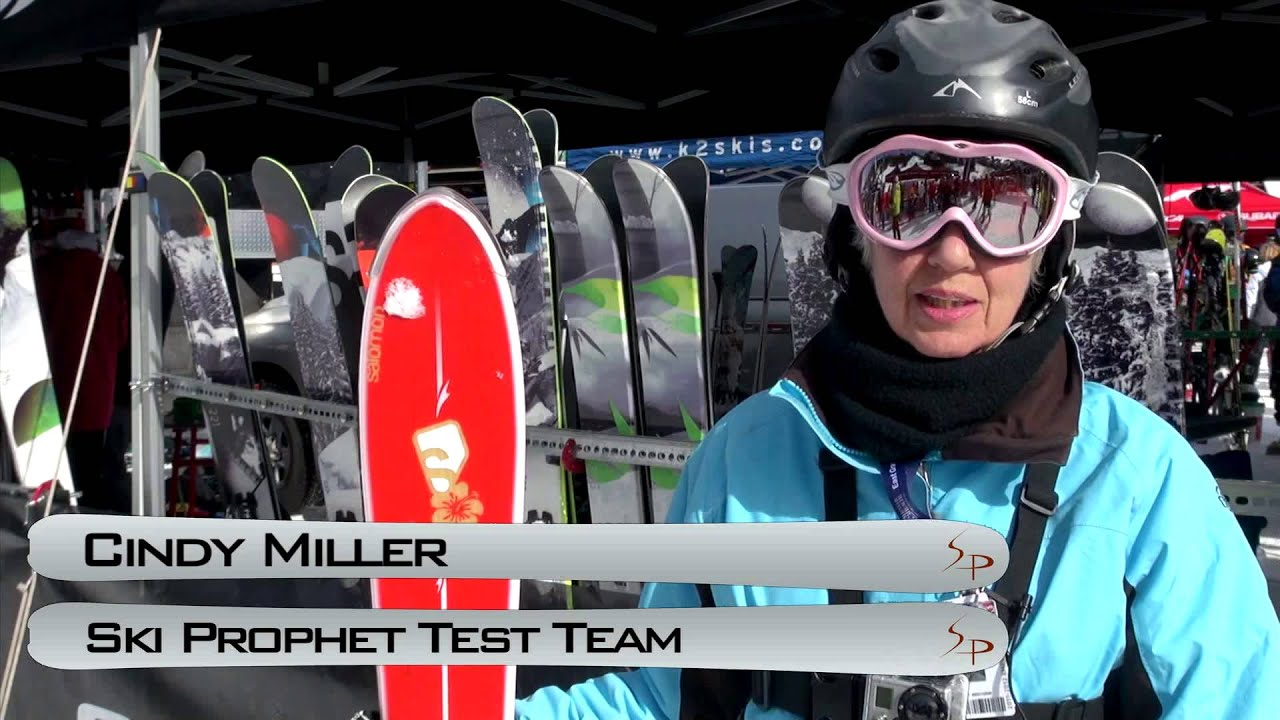 official site best sell big sale 2013 Salomon BBR Sunlite Women's Ski Test and Review