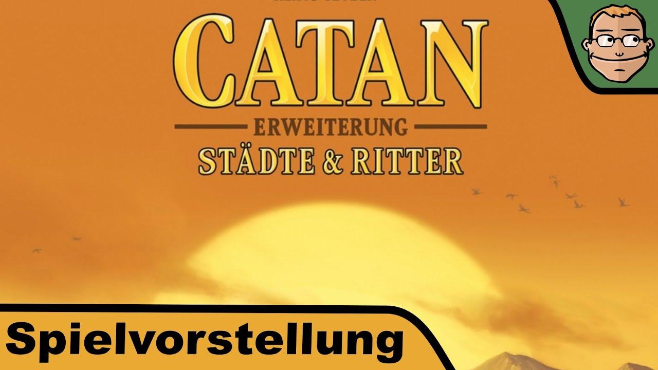 Siedler Von Catan Städte Und Ritter Anleitung