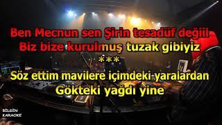 Merve Özbey - Yaramızda Kalsın (Karaoke) Türkçe