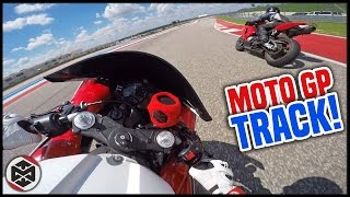 Track Day #2: NEW TOP SPEED on the YAMAHA R1!!