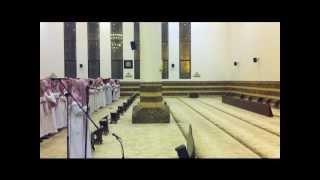 عشاء السبت 8-5-1433 للشيخ محمد اللحيدان من ق خاشعة باكية