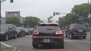DMV Dash Cam Driving Test - ADVANCED Difficulty - OFFICIAL