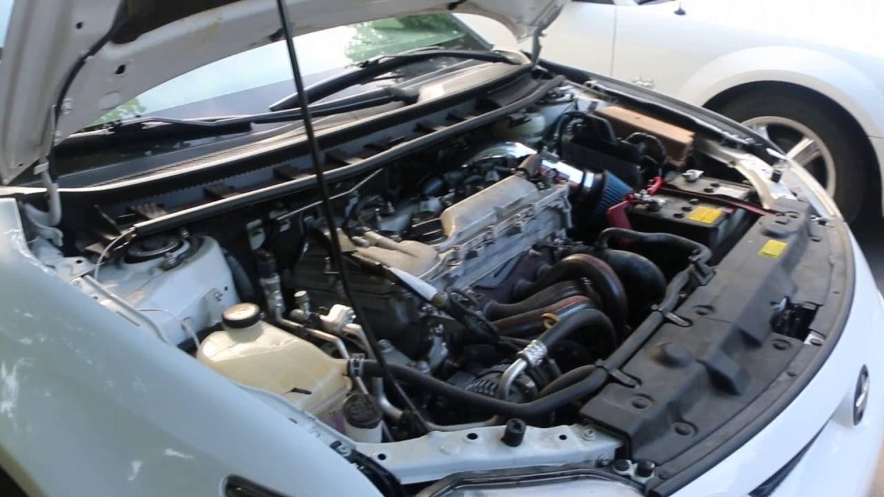 Scion Tc Engine >> 2013 Scion tC First Engine Mod! - YouTube