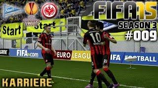 FIFA 15 KARRIERE SEASON 3 #009: EURO LEAGUE: IK Start vs. E. Frankfurt «» Let