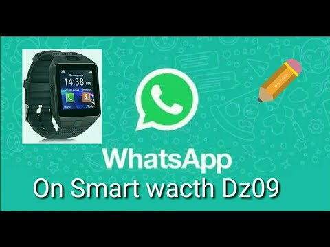 how to download whatsapp in smartwatch