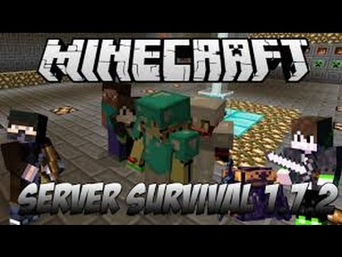 Nuevo server Survival RikyCraft con SkyWars-PVP-KITS-ECT