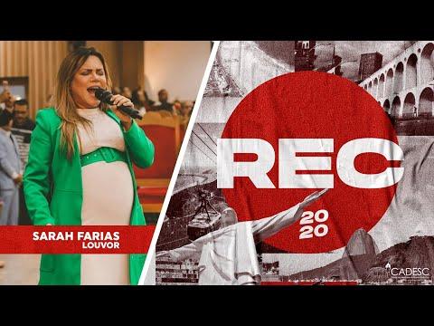 REC 2020 - Sarah Farias | Que Se Abram Os Céus