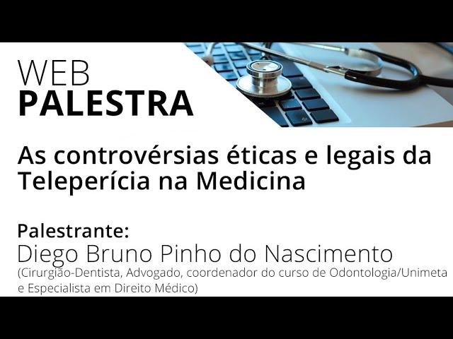As controvérsias éticas e legais da Teleperícia na Medicina
