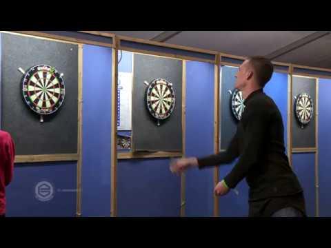 Yoëll van Nieff bij Dutch Open Darts