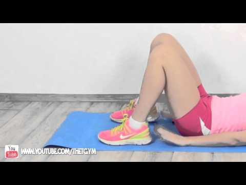 Упражнения для похудения ляшек в домашних условиях