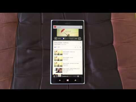 Khả năng chơi nhạc liên tục của Edge trên Windows 10 Mobile 10147