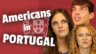 AMERICAN'S VIEW: LIFE IN PORTUGAL