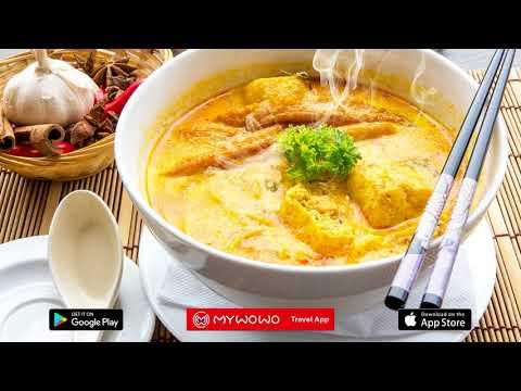 Les Merveilles De La Table – Introduction – Singapour – Audioguide – MyWoWo Travel App