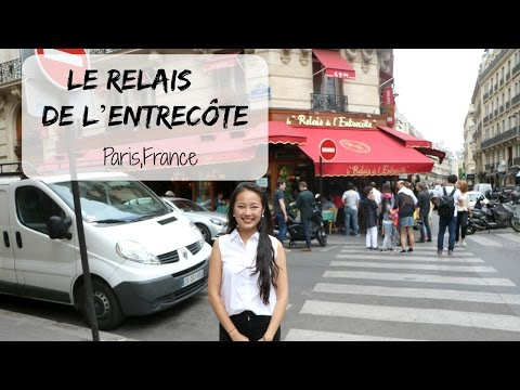 Paris | Le Relais de l'Entrecôte | The best restaurant in Paris!