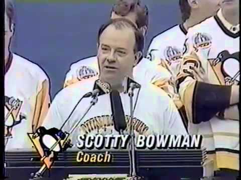 1992 Penguins Stanley Cup Celebration