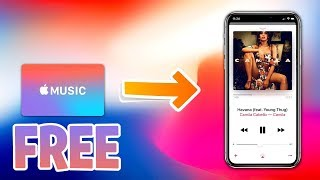 Gambar cover Free Apple Music 🎧 How To Get Free Apple Music 12 Months Code No Jailbreak (ios/android)