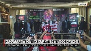 Video Madura United Perkenalkan Peter Odemwingie download MP3, 3GP, MP4, WEBM, AVI, FLV Agustus 2017