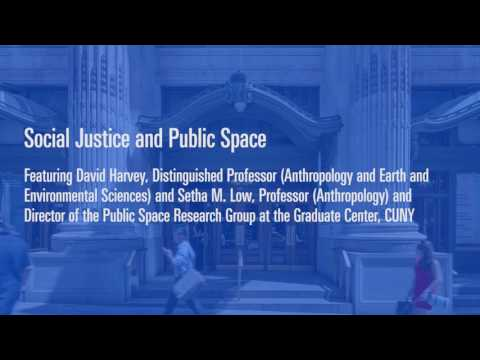 Social Justice and Public Space