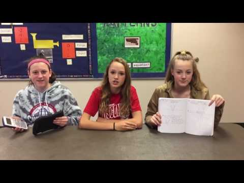 Quadratic Song (ft. 8th Grade Algebra Class) [OFFICIAL MUSIC VIDEO]