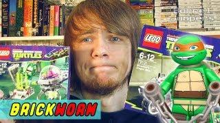 LEGO Черепашки! #1 (Lego TMNT) - Brickworm