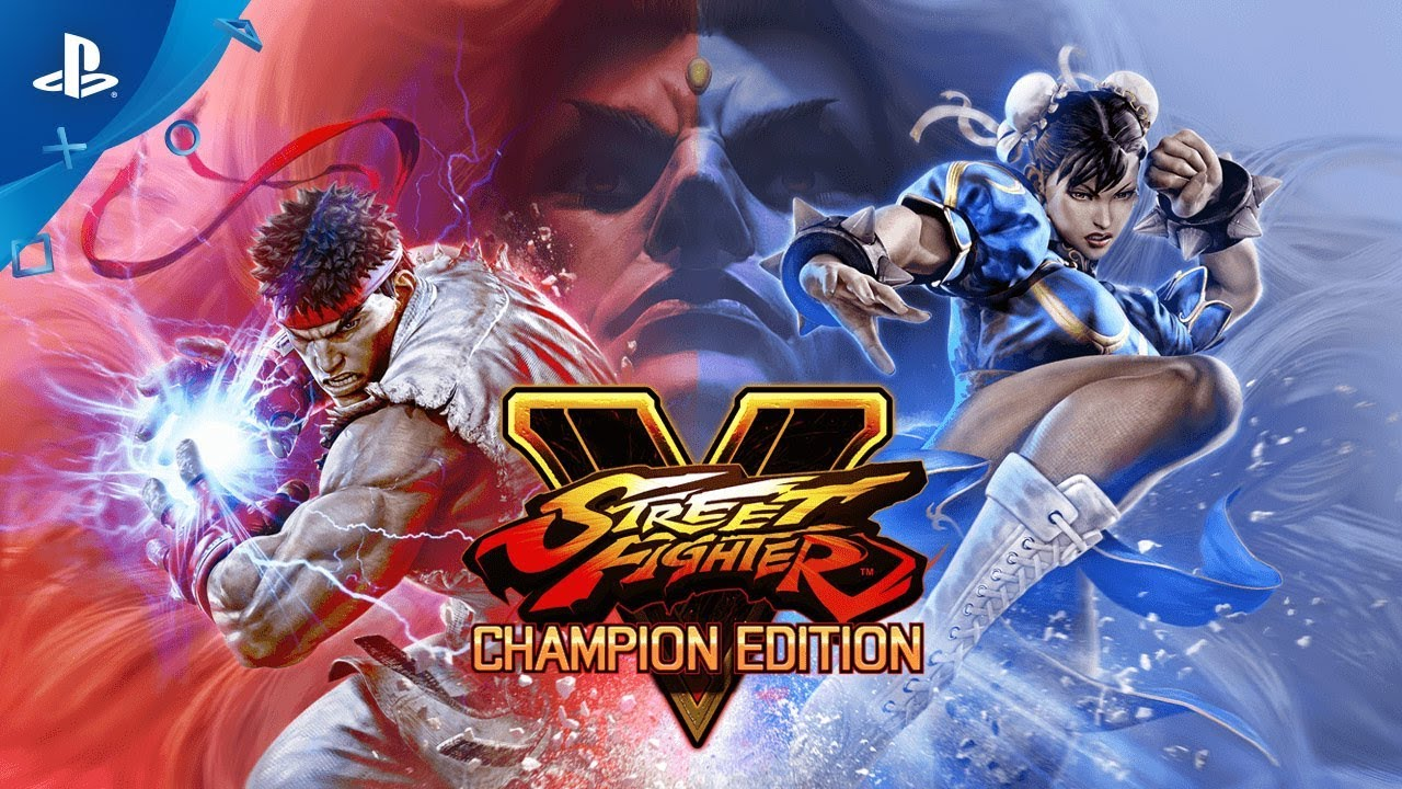 Street Fighter V: Champion Edition – Reveal Trailer | PS4 - YouTube