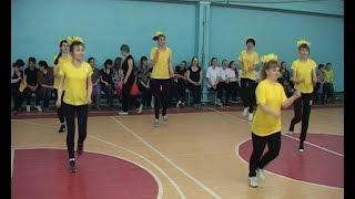 Веселые старты инструкторов по физкультуре, няничек и воспитателей на базе школы-интерната №16
