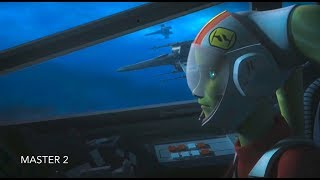 [An Opening - Rebel Assault] Star Wars Rebels Season 4 Episode 9 [HD]