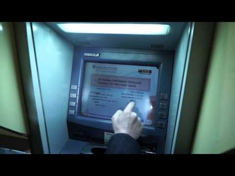 Cum primești bani prin Western Union direct pe card (www.buhnici.ro)