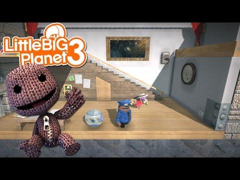 LittleBIGPlanet 3: Asylum: The Wandering Shadows Community Levels  PS4