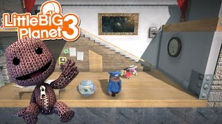 LittleBIGPlanet 3: Asylum: The Wandering Shadows [Community Levels] - PS4 thumbnail