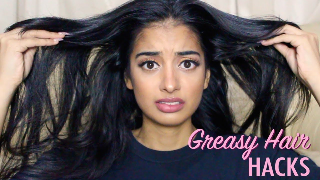 Download HOW TO STYLE GREASY HAIR: Quick and Easy Hairstyles with NO HEAT/DRY SHAMPOO!