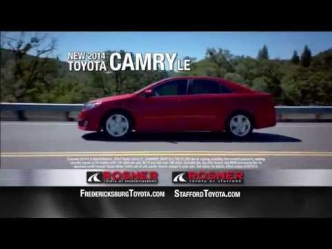 Perfect 2014 Toyota Corolla, RAV4, And Camry Prices Stafford, VA Rosner Toyota Of  Stafford