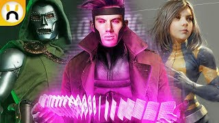 Disney Cancelling Gambit, Doctor Doom, X-23, & More FOX Spinoffs? thumbnail