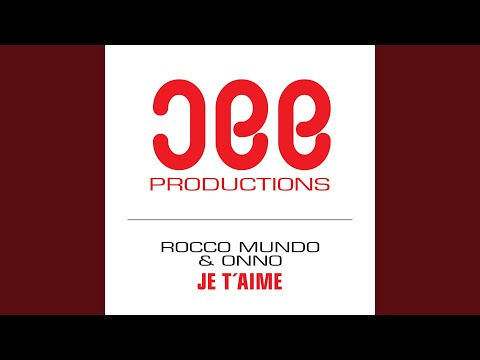 Je T'Aime (Tropical Mix)