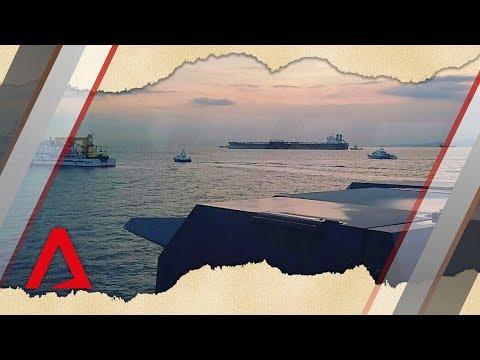Singapore-Malaysia maritime dispute: A timeline