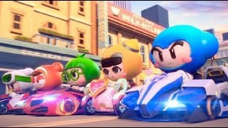Crazy Racing Mobile Gameplay(跑跑卡丁车官方竞速版)