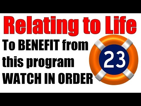 Depression Rescue Module 23 - Relating to Life - Secret to Socialising