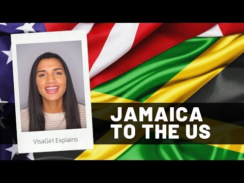 How To Immigrate From Jamaica To The US