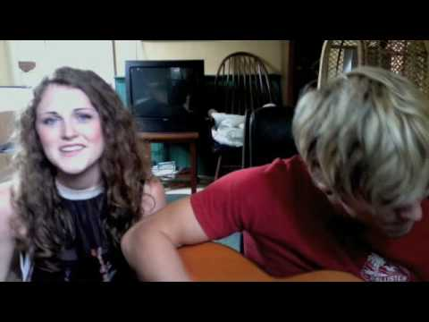 Hold On Little Girl- Mr. Big cover by Megan Dillon...