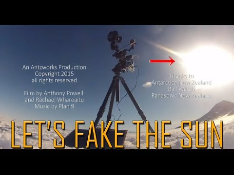 Antarctica Secrets - Antarctica 24 Hour Sun Is 100% Fake |Flat Earth 2016| Must Watch!