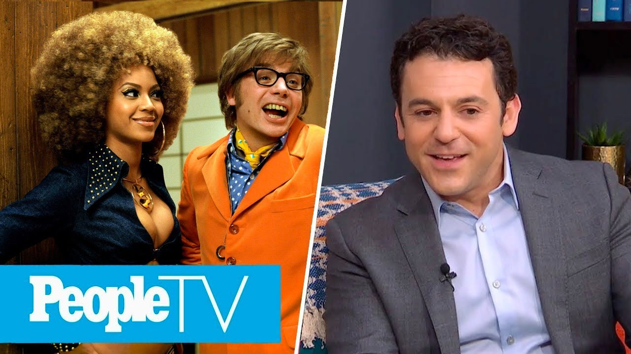 Fred Savage On His 'Austin Powers' Co-star, Beyoncé | PeopleTV
