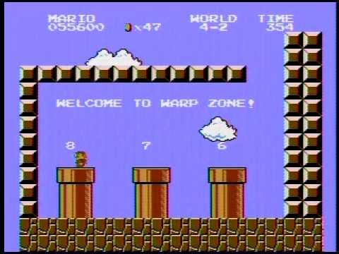 Super Mario Bros. Speed Run - 4:58.51 *Former World Record* - Super Mario Bros. Speed Run - 4:58.51 *Former World Record*