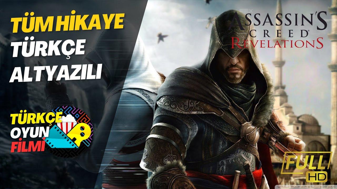 Assassin's Creed Revelations - Türkçe Altyazılı Bütün Hikaye