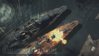 Pearl Harbor |2001| Battle Scenes [Edited] (WWII December 7, 1941)