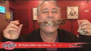 #6 Rudy's BBQ San Antonio, TX - Char-Griller BBQ Wars Tour