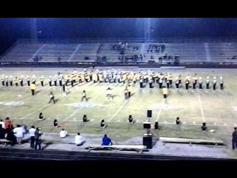 North forest ISD Band Extravaganza 2013