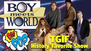 TGIF: The History and Our Favorite Shows | DIS POP | 09/01/17