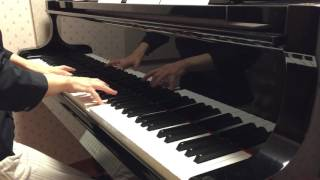 ピアノ演奏「「ありがとう」じゃ足りない/ジャニーズWEST」【耳コピ】
