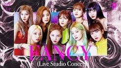 TWICE - FANCY (Live Studio Concept)