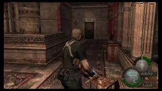 Resident Evil 4 [PS4] Detras De Ti Imbecil